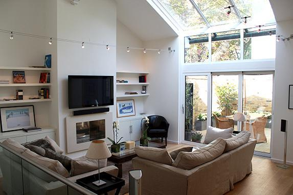 Luxurious 2 bed, 2 bath holiday home in London - Image 1 - London - rentals