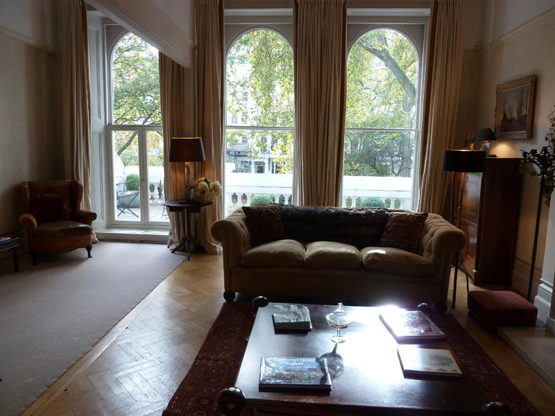 Spacious family vacation home in Kensington - Image 1 - London - rentals