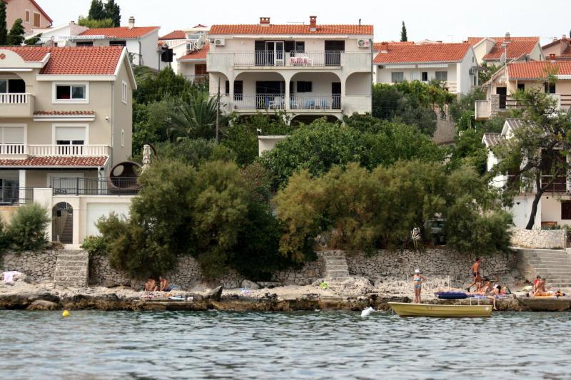 View - Apartment MLADEN near Trogir town - Okrug Gornji - rentals