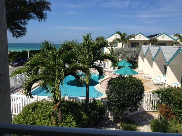 Coconuts Two Bedroom Unit 117 Upstairs Courtyard - Image 1 - Holmes Beach - rentals