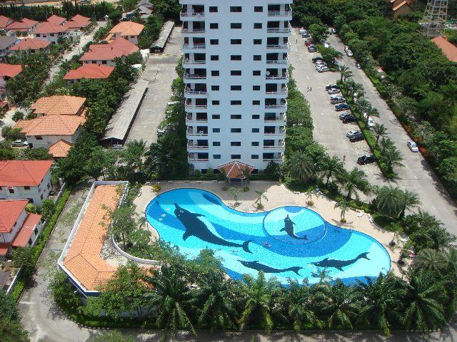 The View Talay 2 Condo Project - Stunning Studio Apt- Kitchen- Balcony- Sea Views - Pattaya - rentals
