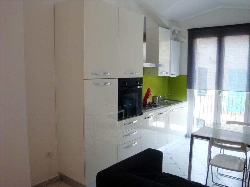 kitchen/living room - Conero's River apartment  (two bedrooms) - Porto Recanati - rentals