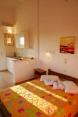 VILLAVOULA Double bed Studio room - Image 1 - Neochori - rentals
