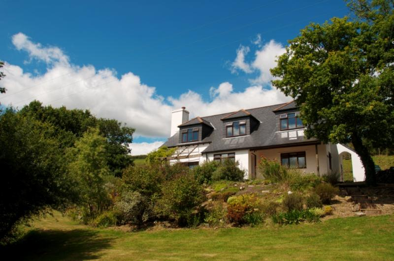 Orchard Cottage - Award winning 5* Gold luxury cottage in 25 acres - Saltash - rentals