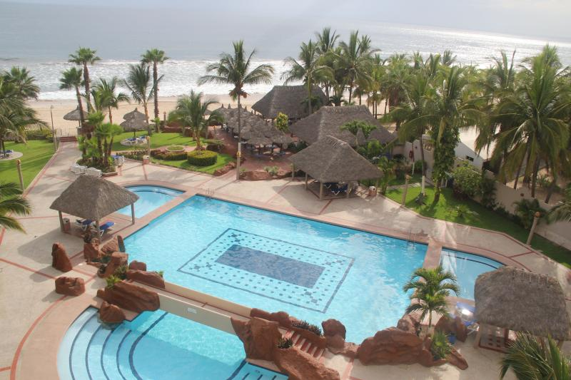 Quintas del Mar: 403 - Paloma: Quintas del Mar 403 - Mazatlan - rentals