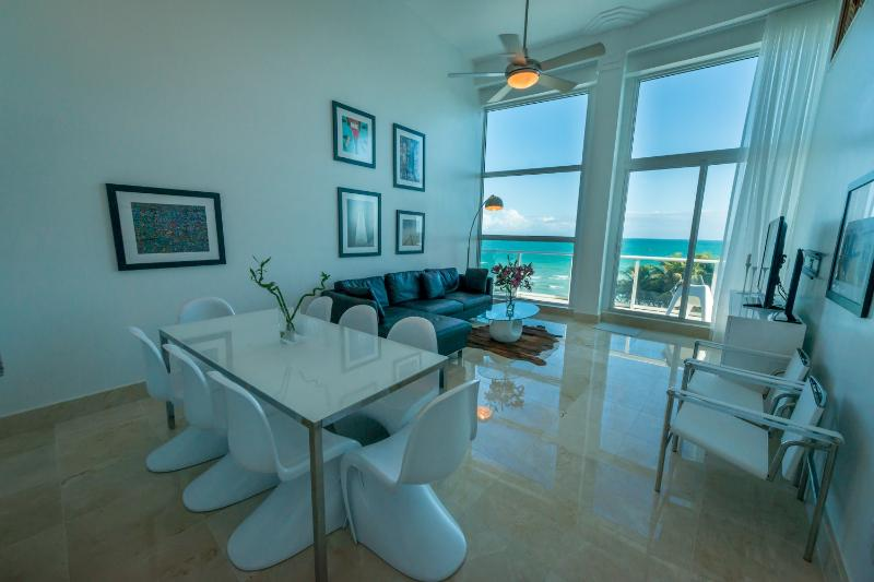CB1- LUXURY OCEANFRONT 3 BEDROOM 2 STORY SUITE ON THE BEACH - Image 1 - Miami Beach - rentals