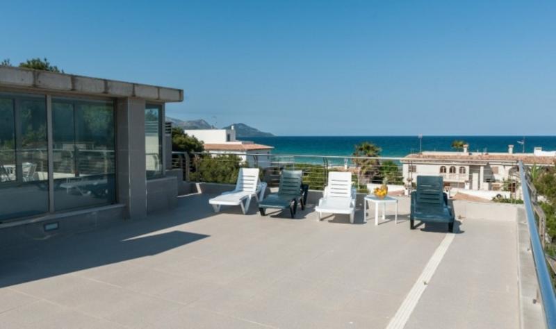 BADIA - Image 1 - Playa de Muro - rentals