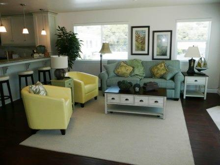 Living Room - 383 San Luis Ave. - Pismo Beach - rentals