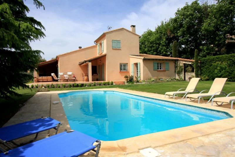 5 bedroom Villa in Caumont Sur Durance, Provence, France : ref 2254388 - Image 1 - Caumont-sur-Durance - rentals