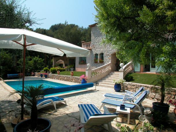 3 bedroom Villa in Menton, Cote D Azur, France : ref 1718348 - Image 1 - Menton - rentals
