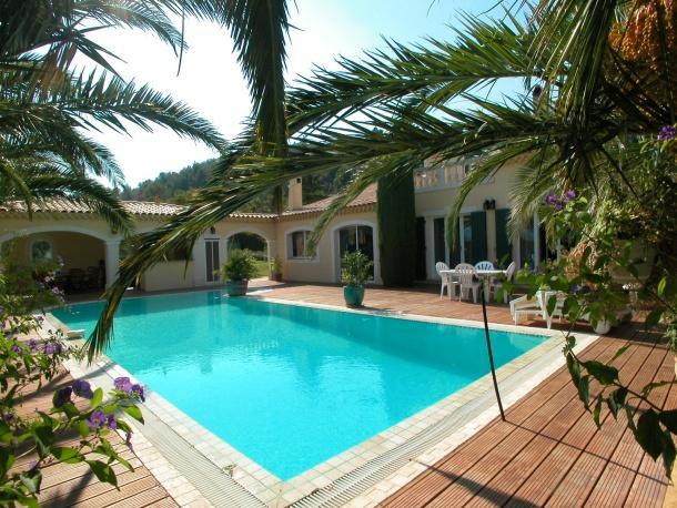 5 bedroom Villa in Le Luc, Provence, France : ref 1718351 - Image 1 - Le Luc - rentals