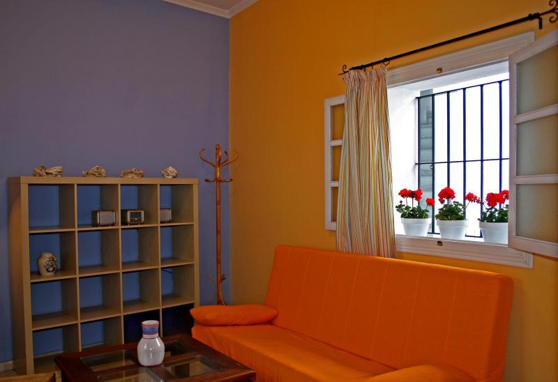 Seating Room with sofa-bed - Barrio de la Viña Apartment - Cadiz - rentals
