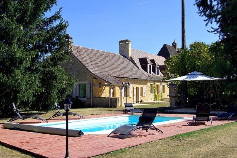4 bedroom Villa in Sarlat, Dordogne, France : ref 1718621 - Image 1 - Sarlat-La-Caneda - rentals