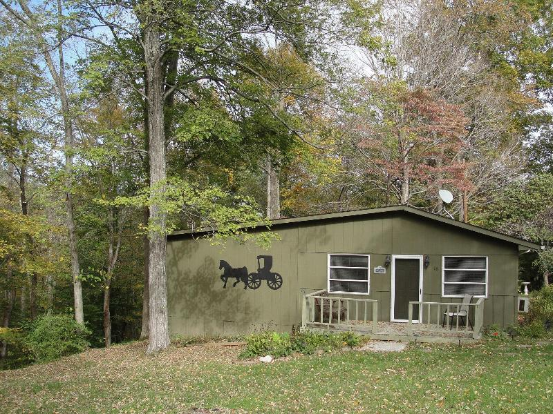 Hickory Cottage - Beautiful Cottage in colorful Cave Run - Frenchburg - rentals