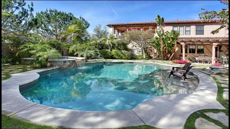 Salt Water Pool - Baja Shelf - Spa - Outdoor Speakers - Newport Coast Luxury Retreat - Corona del Mar - rentals
