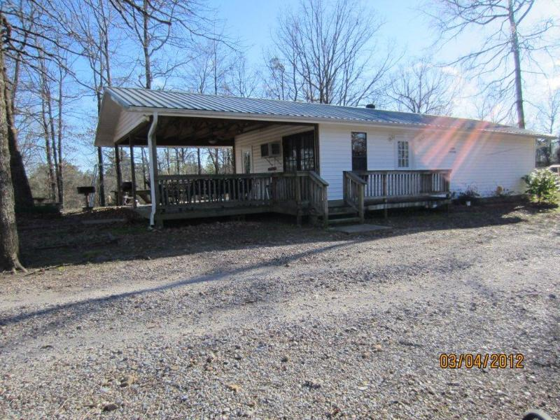 Outside View - Two Bedroom Family Vacation Cottage DeGray Lake AR - Bismarck - rentals