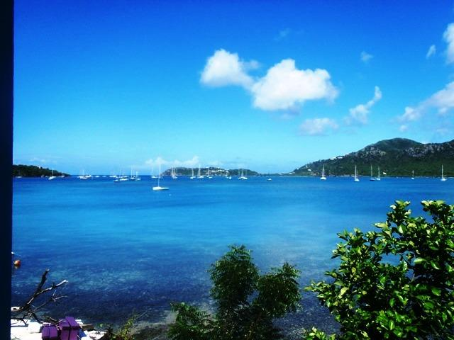 The View from the Garden - The Lodge - English Harbour - Antigua - English Harbour - rentals