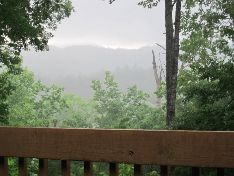Mountain View from Main Balcony - Luxury Sapphire Valley Emerald Crest 3 Balconies - Sapphire - rentals