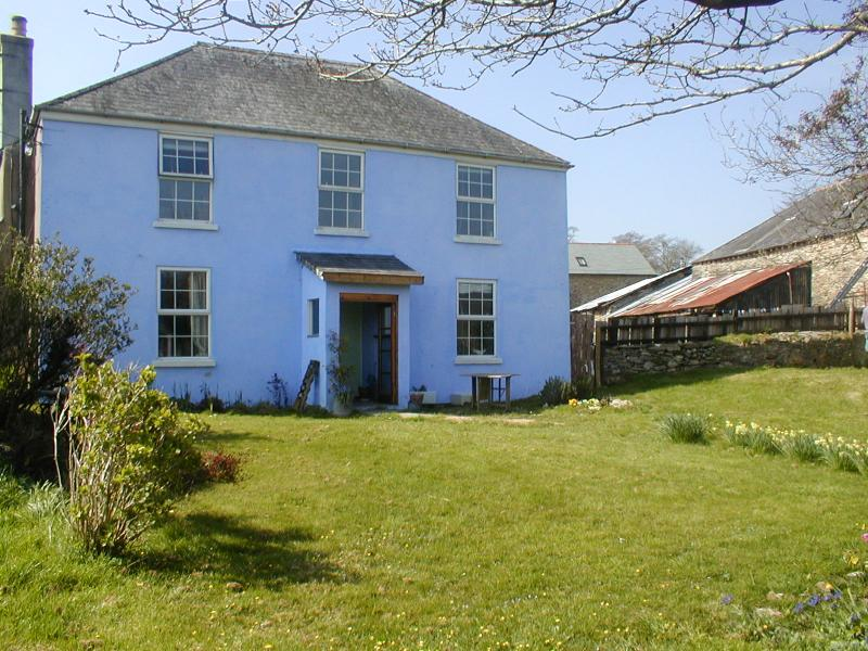 Funky Devon Farmhouse - Image 1 - Kingsbridge - rentals