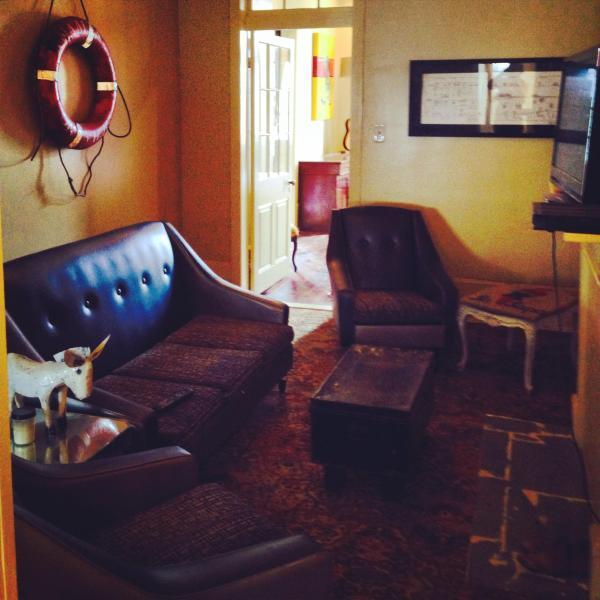 Living Area - Amazing Quarter/Marigny Apartment - New Orleans - rentals