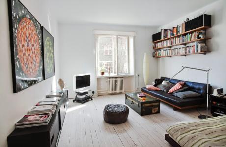Funky Livingroom - Funky downtown studio - Stockholm - rentals