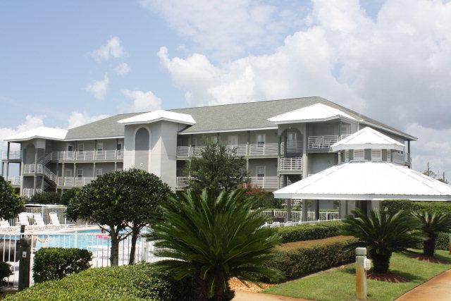 Exterior View of Romar Lakes - Romar Lakes (3 bds) Call about our specials - Orange Beach - rentals