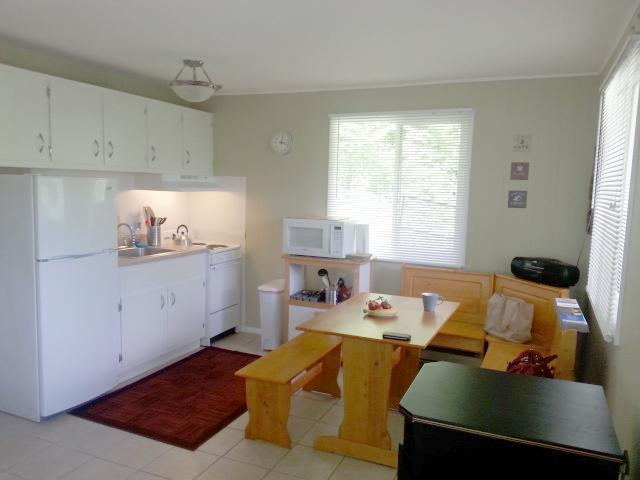 Kitchen - Modern 2 brm. Apartment at Hunter Mountain - Hunter - rentals