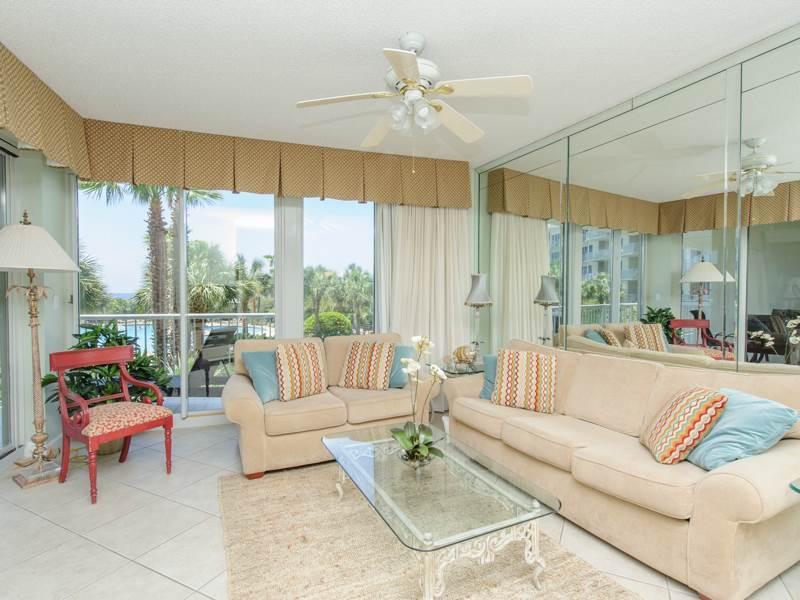 Crescent Condominiums 114 - Image 1 - Miramar Beach - rentals