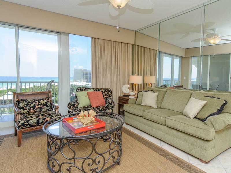 Crescent Condominiums 307 - Image 1 - Miramar Beach - rentals