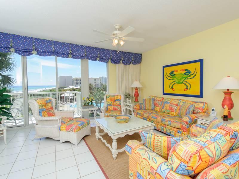 Crescent Condominiums 203 - Image 1 - Miramar Beach - rentals