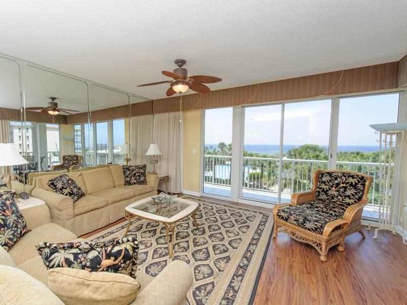 Crescent Condominiums 217 - Image 1 - Miramar Beach - rentals