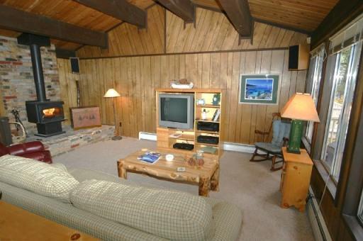 Living Room - Incline Crest 79 - Incline Village - rentals