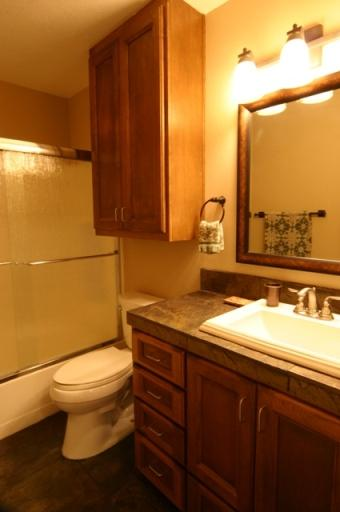 Bathroom 1 - Coeur du lac 44 - Incline Village - rentals