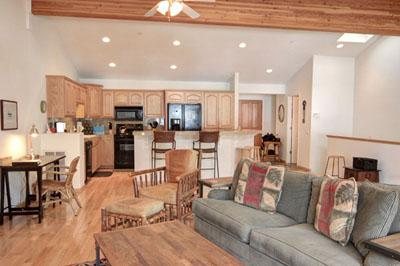 Upstairs Living Area - 1212 Styria Way - Incline Village - rentals