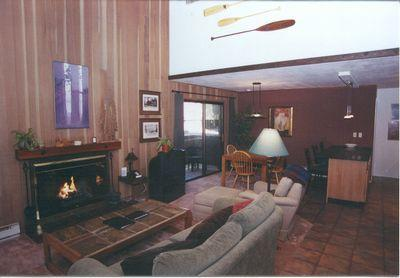 Living Room - Coeur Du Lac 36 - Incline Village - rentals