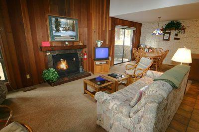 Living Room - Coeur Du Lac 7 - Incline Village - rentals