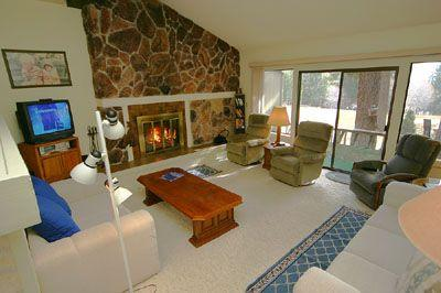 Living Room - Woodmere 18 - Incline Village - rentals