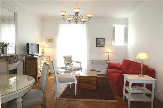 Arc de Triomphe 1 bedroom (2258) - Image 1 - Paris - rentals