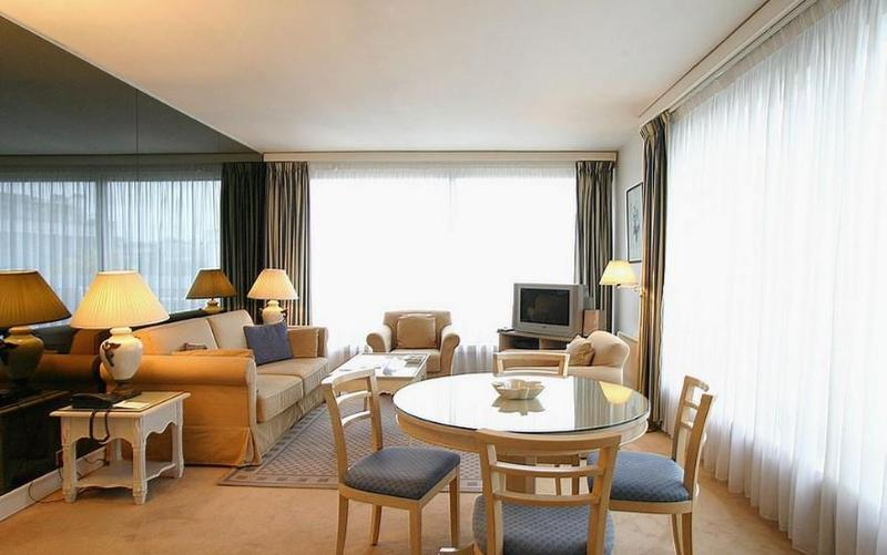 Champs Elysees 1 Bedroom Penthouse with Terrace (2488) - Image 1 - Paris - rentals