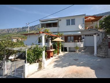 house - 001KRIL  A1(6) - Sumpetar - Sumpetar - rentals