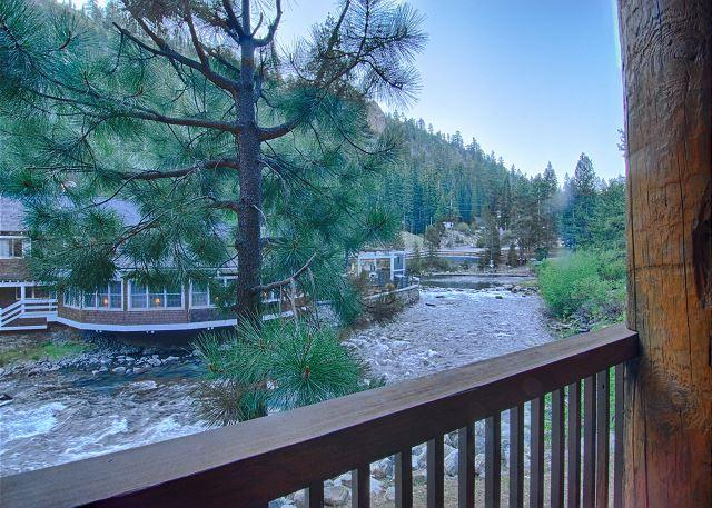 River View Condo on the Truckee River - Image 1 - Lake Tahoe - rentals