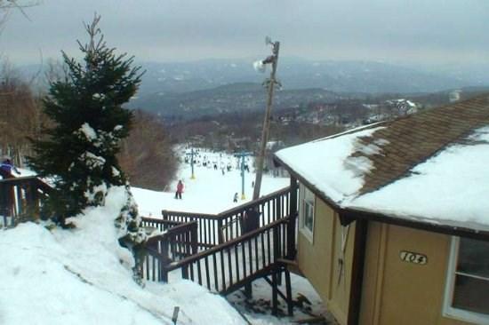 Slopeside on the slopes - Slopeside - Beech Mountain - rentals