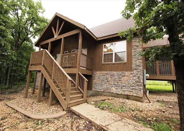 Swept Away- 1 Bedroom Stonebridge Resort Cabin - Image 1 - Branson West - rentals