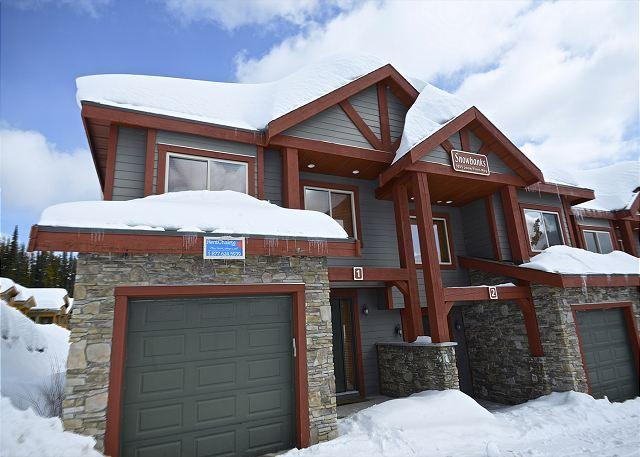 Snowbanks 1 - SnowBanks 1 Upper Snowpine Location Sleeps 11 - Big White - rentals