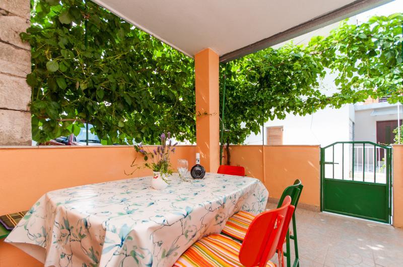 Apartment Anka - 45921-A1 - Image 1 - Arbanija - rentals