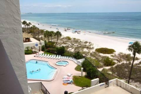 View from the 6th Floor of Ocean Sands - 2-602 - Ocean Sands - Madeira Beach - rentals