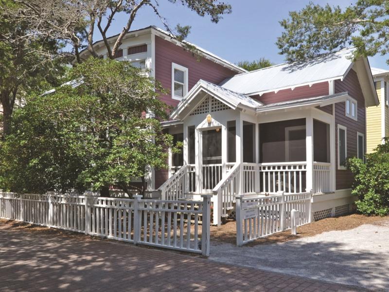 Side Exterior - Soulshine - Seaside - rentals