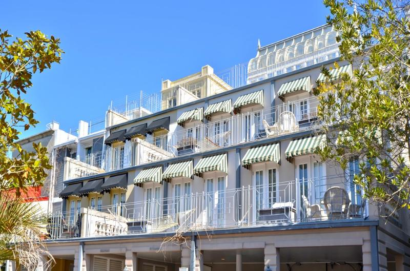 Exterior-View 1 - Maiden's Chambre - Seaside - rentals