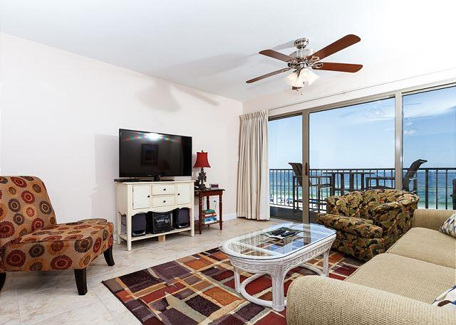 All guests of Emerald Towers West can enjoy this beautiful beach - ETW3006:RISE and SHINE on BEACH TIME! Vacation in style - LOVELY 2BR condo - Fort Walton Beach - rentals