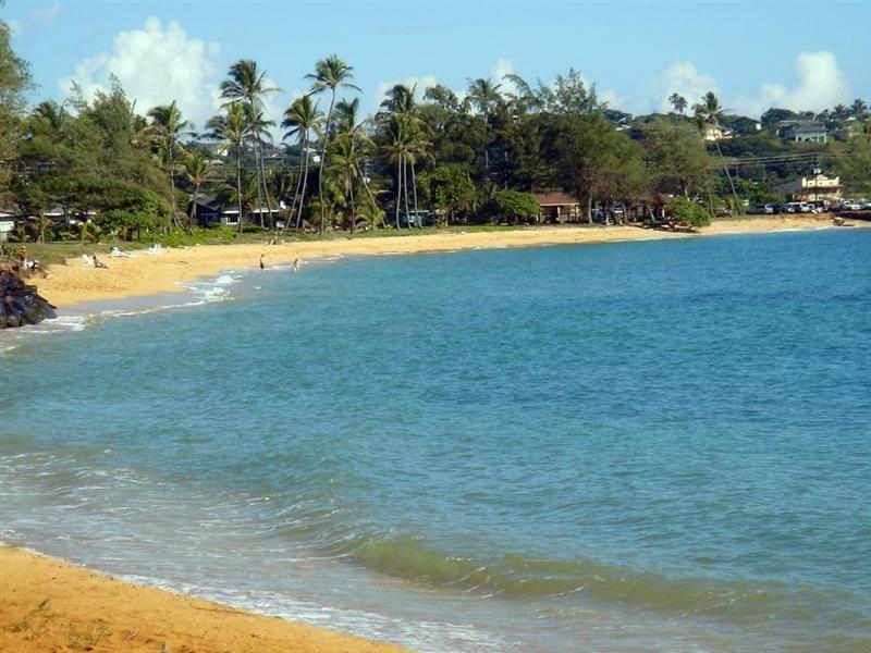 Pono Kai Resort C-101-Oceanfront,sleeps 6,end unit - Image 1 - Kapaa - rentals